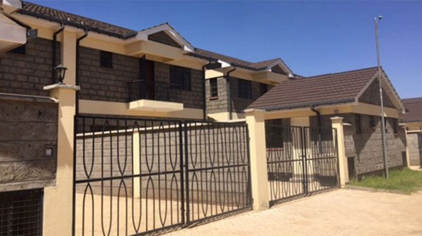 4 bedroom house for sale in Syokimau Mombasa Road, Athi View by Danco Ltd Registered Valuers and Estate Agents.