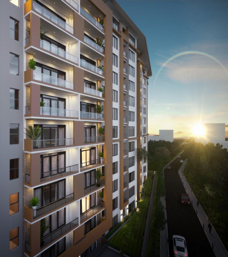 3-Br-Rosewood Park Apartments-Kilimani