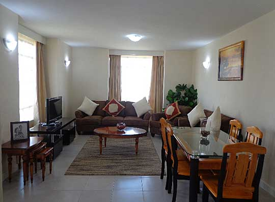 2 bedroom apartment for sale in Five Star Gardens Syokimau Mombasa Road by danco Ltd