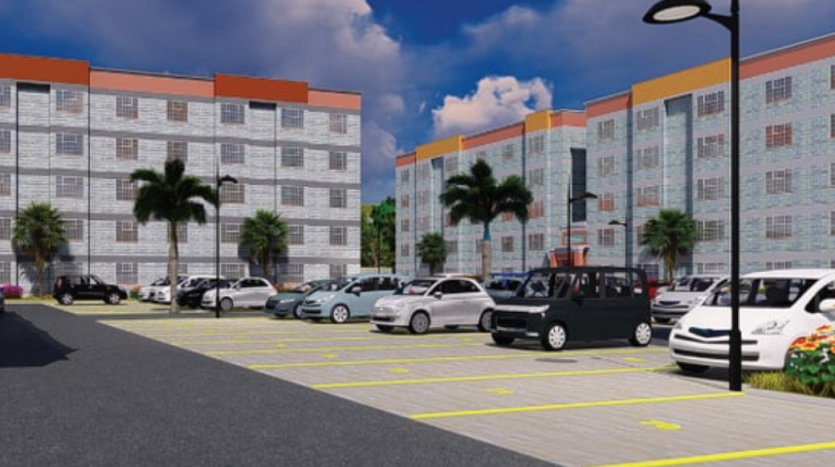 2 bedroom apartments for sale in Rongai, Kings Serenity by Danco ltd Registered Valuers and Estate Agents. (8)