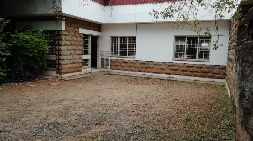 3 BEDROOM HOUSE OR STANDALONE OFFICES TO LET IN KILIMANI, NDEMI ROAD BY DANCO LTD.