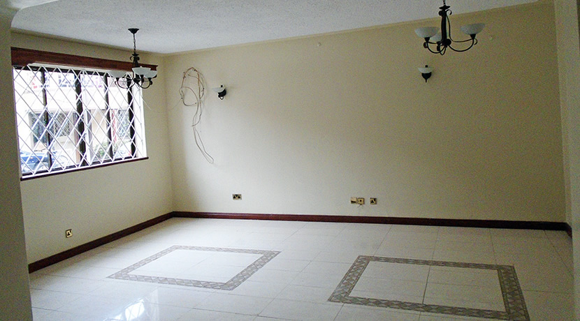 3 bedroom house To Let in Kileleshwa by Danco Ltd Registered Valuers and Estate Agents.