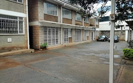 3 bedroom house for office space in Westlands, Mogotio Road by Danco ltd Registered Valuers and Estate Agents.