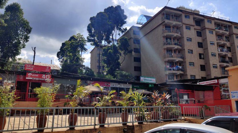 Shops To Let Naivasha Road by Danco Ltd