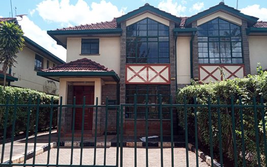 4 bedroom house To Let in Embakasi by Danco ltd, Registered Valuers and Estate Agents.