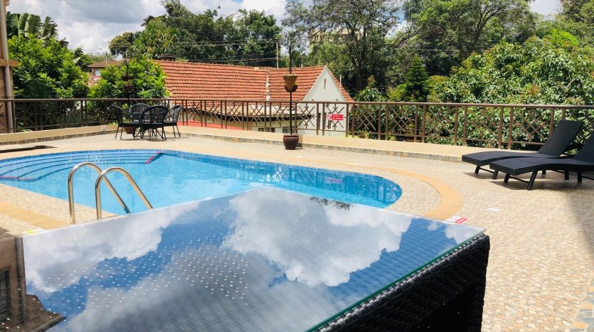 2 bedroom furnished apartments To Let in Kilimani by Danco Ltd.