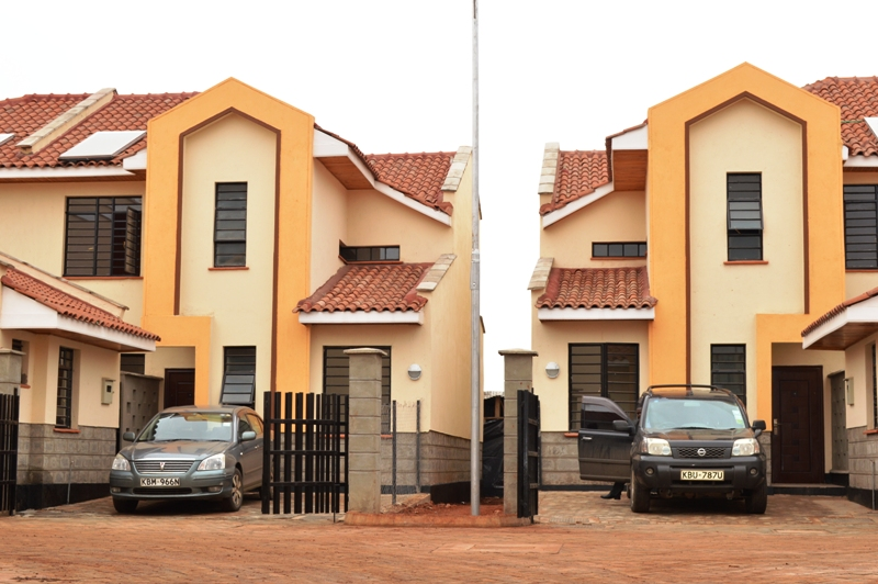 3 & 4 Bedroom Maisonettes, Stima Village, Syokimau.