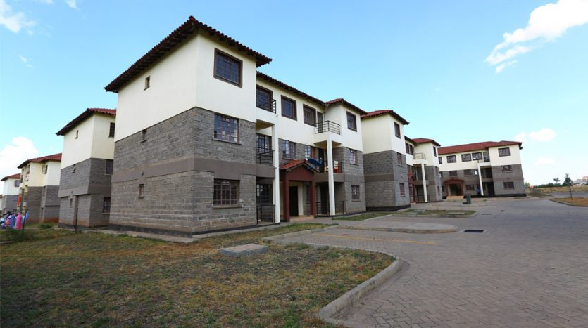 2 and 3 bedroom apartment for sale in Utawala, Evergreen Valley by Danco Ltd