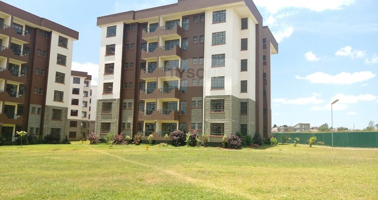 2 and 3 bedroom apartments for sale in Komarock Embakasi, Nairobi by Danco Ltd