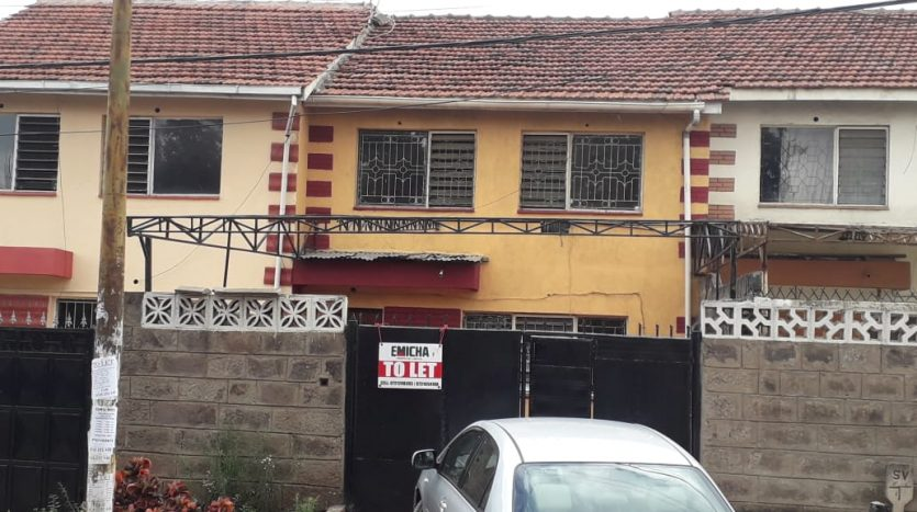 House to let south B, Mombasa Road by Danco Ltd