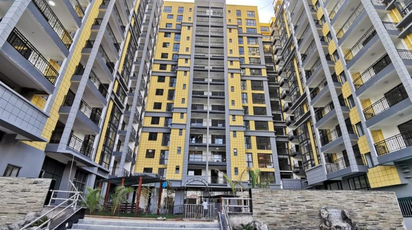 2 and 3 bedroom apartment and 3 and 4 bedroom duplex apartments for sale in Kilimani, Silver Harbor by Danco Ltd
