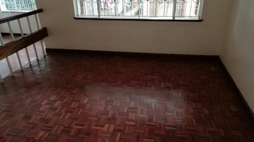 3 bedroom + Dsq Maisonette To Let and For Sale in Kilimani by Danco Ltd Registered Valuers and Estate Agents.