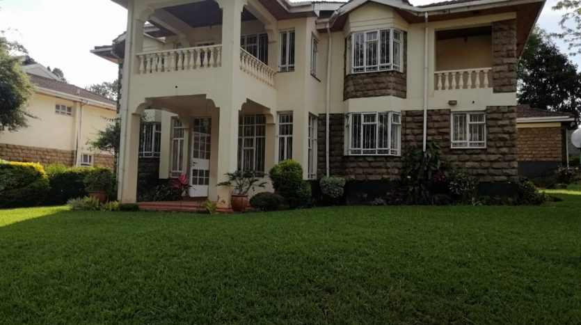 5 bedroom + dsq house To Let in Kileleshwa by Danco Ltd Registered Valuers and Estate Agents.
