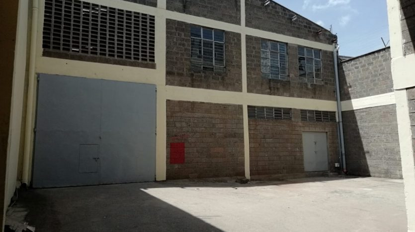 Warehouse To Let in Industrial Area, Enterprise Road by Danco Ltd Registered Valuers and Estate Agents