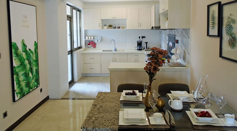 2 and 3 bedroom apartments for sale in Kilimani, Vesta Gardens by Danco Ltd