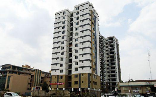 2 and 3 bedroom apartments for sale in Kilimani, Vesta Gardens by Danco Ltd