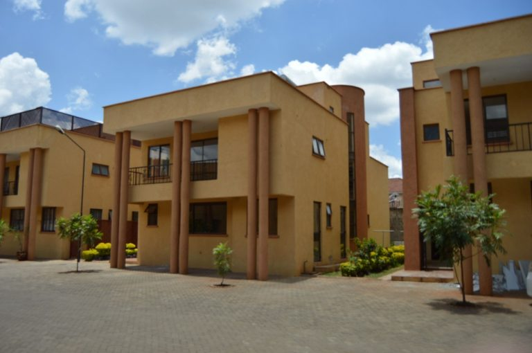 5 bedroom towh houses To Let in Westlands by Danco Ltd Registered Valuers and Estate Agents.