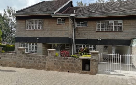 5 bedroom house To Let in Kilimani by Danco Ltd