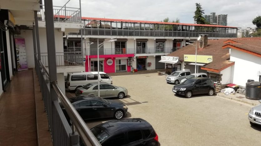 Shops To Let in HurlinghamKilimani by Danco Ltd, Registered Valuers and Estate Agents.