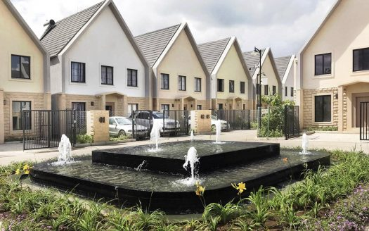 4 bedroom houses for sale in Syokimau, Mombasa Road, Fairfield gardens by Danco Ltd