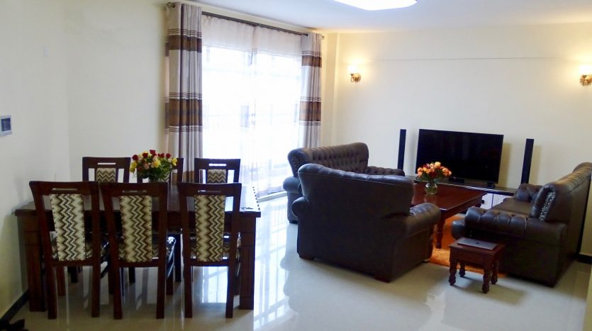 Furnished apartment To Let in Kilimani or Lavington by Danco Ltd.