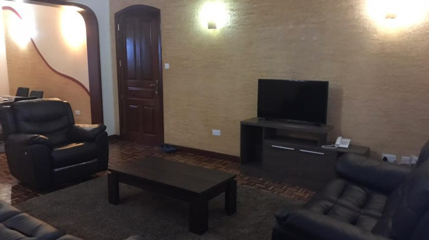 3 bedroom fully furnished apartment To Let in Lavington by Danco Ltd