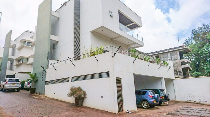 House for sale in Westlands peponi area by Danco Ltd.
