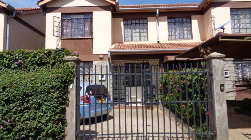 4 bedroom house For Sale in Komarock by Danco Ltd, Registered Valuers & Estate Agents.