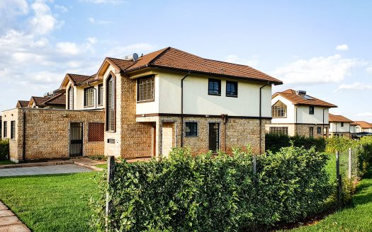 3, 4 AND 5 BEDROOM HOUSES TO LET AND FOR SALE OFF KIAMBU ROAD BY DANCO LTD, REGISTERED VALUERS AND ESTATE AGENTS.