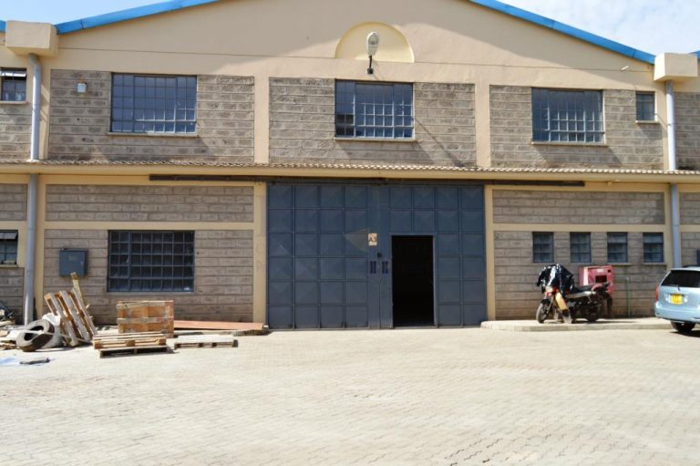 Warehouse To let Off Mombasa Rd by Danco Lts, Registered Valuers and Estate Agents