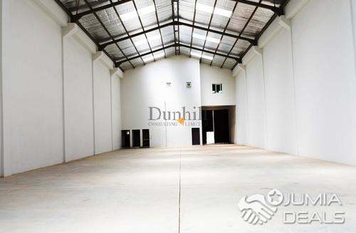 Warehouses or Godowns To Let and For Sale off Mombasa Road by Danco Ltd, Registered Valuers and Estate Agents.