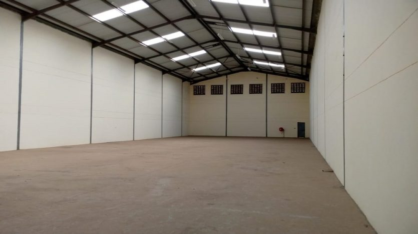 Warehouses or Godowns To Let in Industrial Area by Danco Ltd, Registered Valuers and Estate Agents.