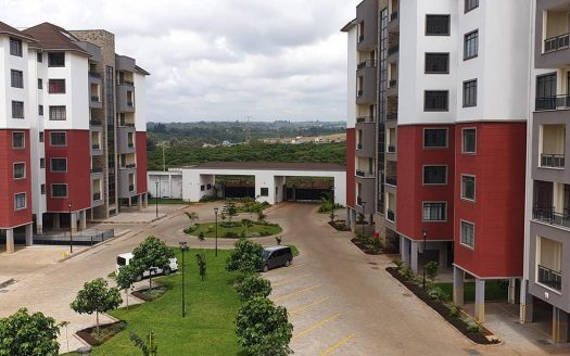 2 AND 3 BEDROOM APARTMENTS FOR SALE IN RUIRU, TATU CITY BY DANCO LTD REGISTERED VALUERS AND ESTATE AGENTS.
