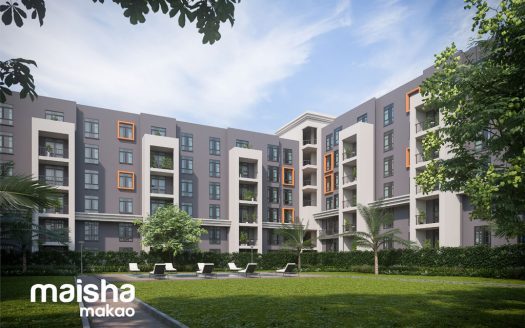 2 and 3 bedroom apartments For Sale at Tilisi Developments ( Maisha Developments) by Danco ltd, Registered valuers and Estate Agents.