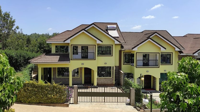 3 Bedroom Houses For Sale in Ngong by Danco Ltd, Registerd Valuers and Estate Agents.