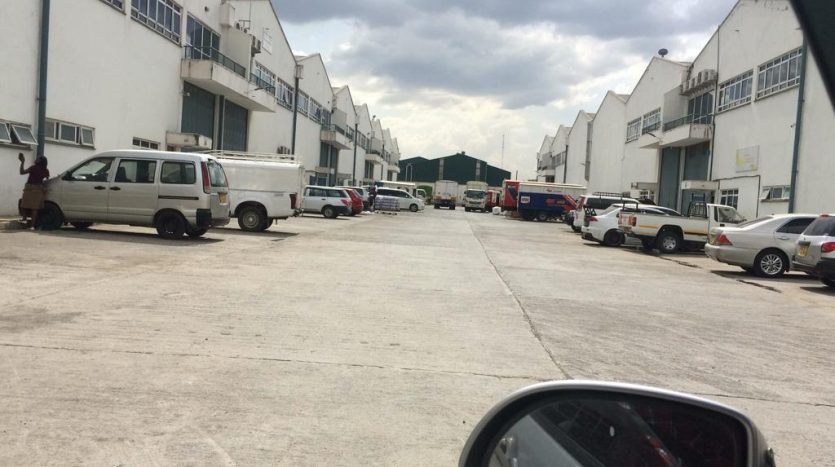 Warehouse To Let in Industrial Area by Danco Ltd, Registered Valuers and Estate Agents.
