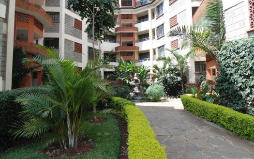 2 brm To Let in Kileleshwa by Danco Ltd, Registered Valuers and Estate Agents.